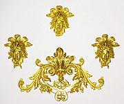 A Superb Quality Palatial French Louis Xvi Style Ormolu