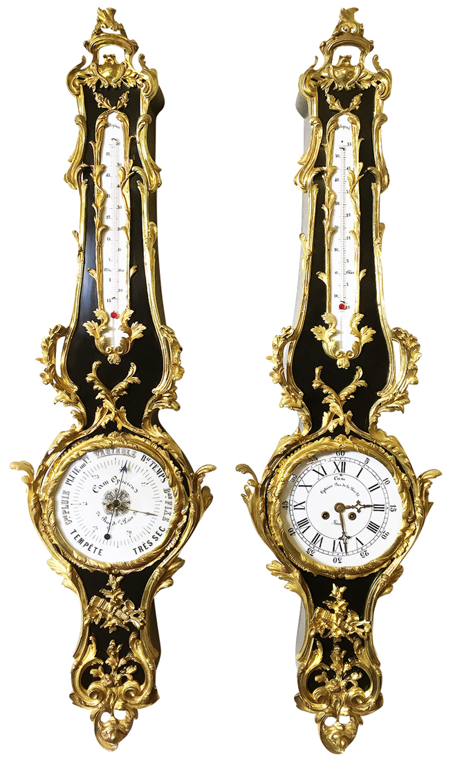 A Very Fine And Palatial Pair Of French 19th 20th Century