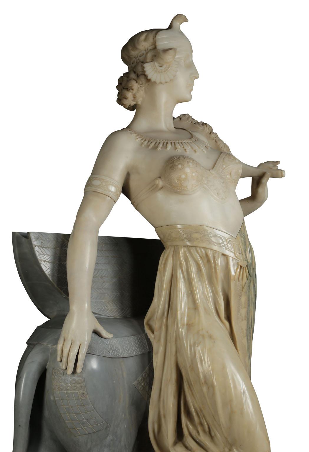 Eliseo Tuderte Fattorini Italian 1830 1887 A Very Fine