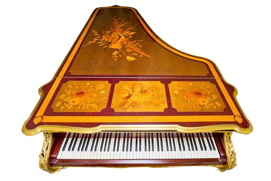 A Very Important And Rare French Early 20th Century Ormolu